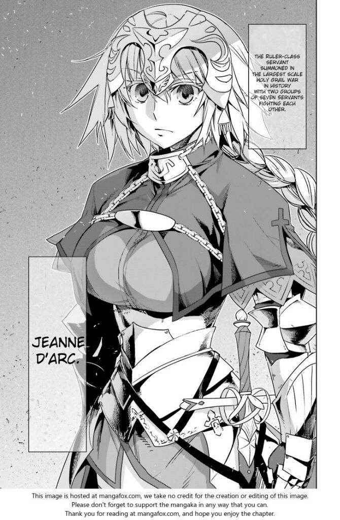 Ruler (Jeanne D'Arc/Joan of Arc) | Roleplaying Amino