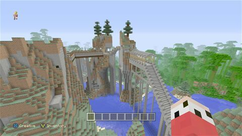 Old Builds: Dwarven Failed City | Minecraft Amino