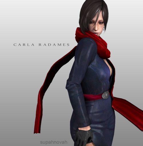 Carla Wiki Resident Evil Amino