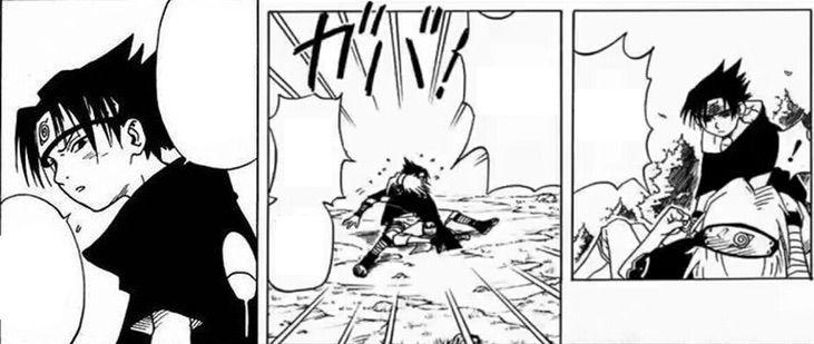 itachi vs sasuke ending relationship