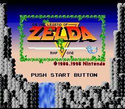 ROM: The Legend of Zelda (pt-br) | Hyrule World | Zelda