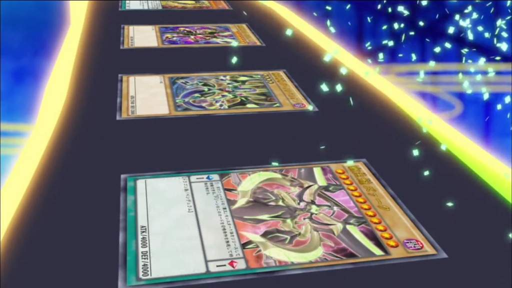 Yugioh arc v episode 140 review ygo amino for Deck arc x arene 7