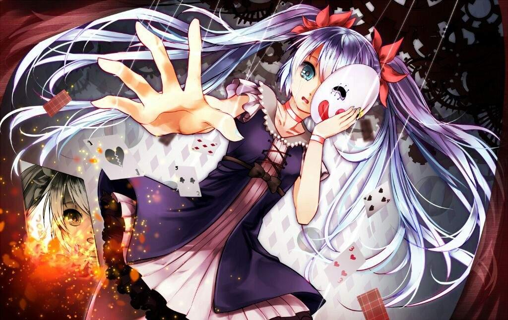 Miku x rin carnival phantasm op 9