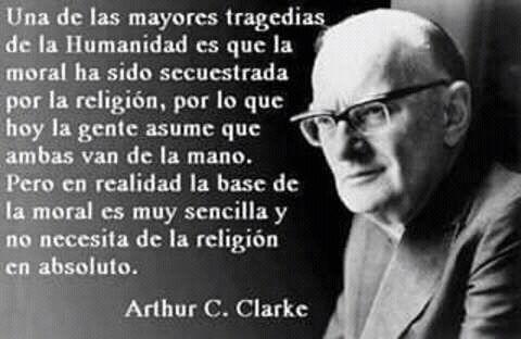 Arthur Clarke 10 Frases Libros Amino