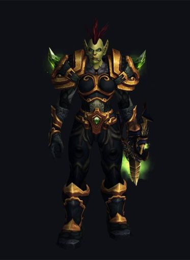 Orc Hunter Transmog | Wiki | WoW Amino
