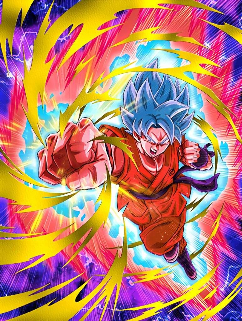 Dokkan battle demi god leads analysis dragonballz amino - Super sayen 10000 ...