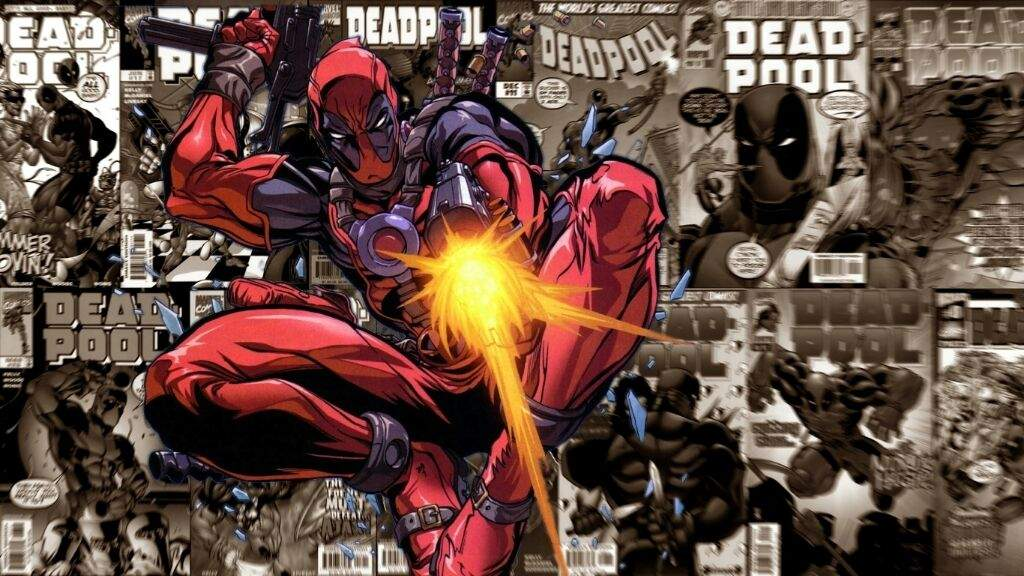 Daredevil Vs Deathstroke Deadpool and Daredevil...