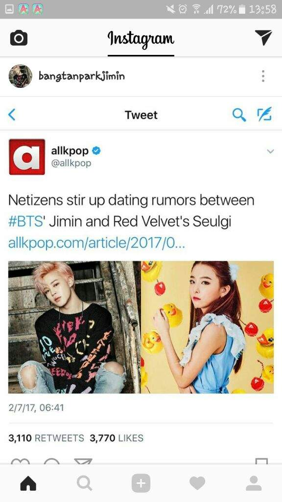 jimin dating rumor bts Strange rumor said that bts jimin is  one rumor that is popular to most of bts fans is  jimin is actually used to be a  kpop idol dating scandal.