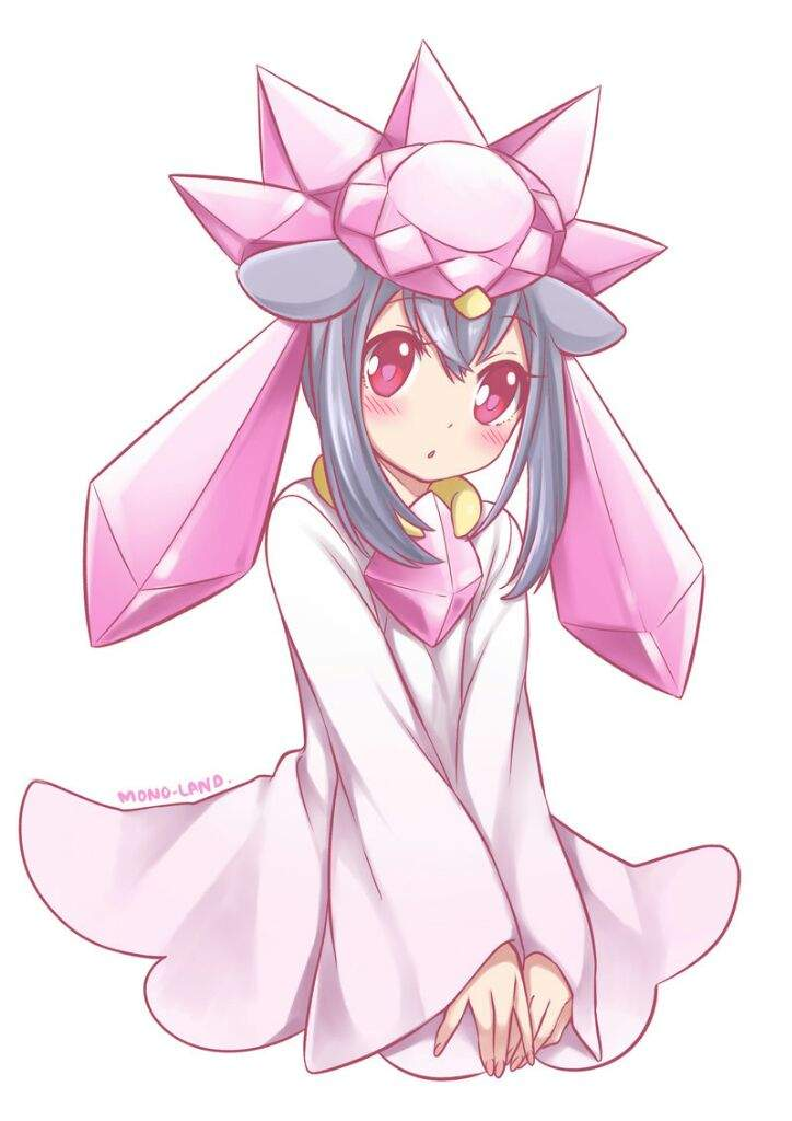 how to get diancie pokemon x