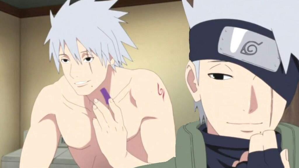 Kakashi Hatake Naruto Shippuden Amino