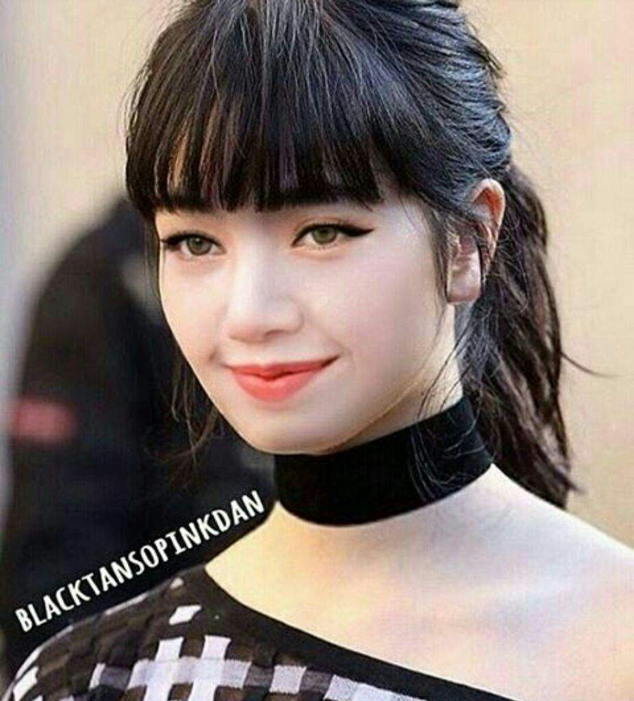Lisa New Hairstyle   BLINK  Amino