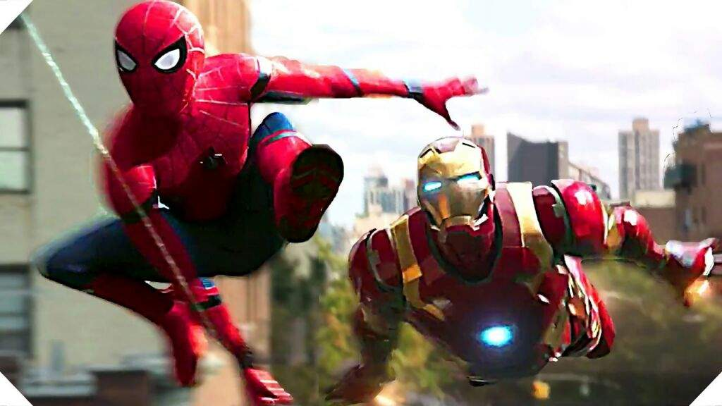 Image result for spider man homecoming iron man