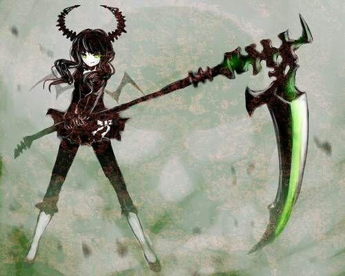 anime scythe anime amino
