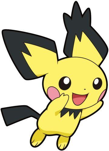 Your Favorite - The Pikachu Family | Pokemon Amino