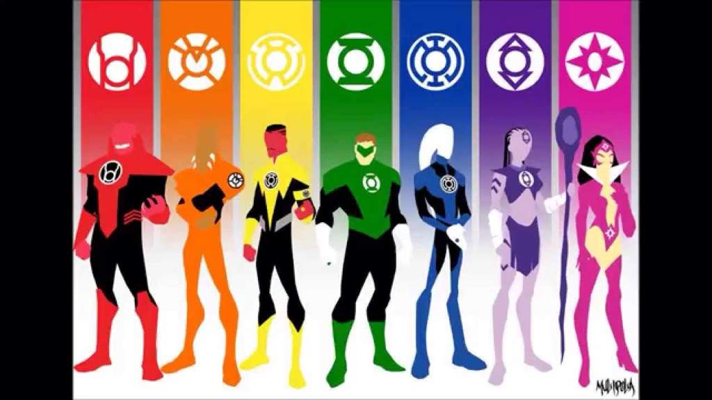 which lantern corp is the strongest comics amino