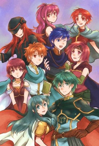 Sacred Stones/Magvel Characters I want to see in Heroes ...