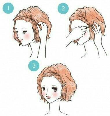 Peinados Faciles Para La Escuela Supervivencia Escolar Amino