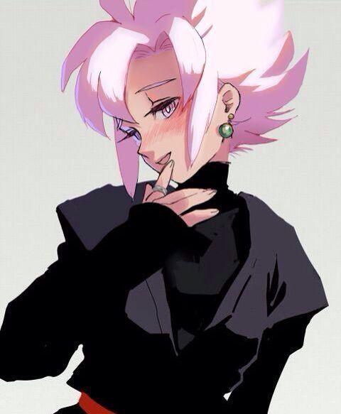 Female Goku Black:Yay Or Nay?   DragonBallZ Amino