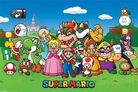 Mario Blog 1 Top 5 Mario Characters Mario Amino