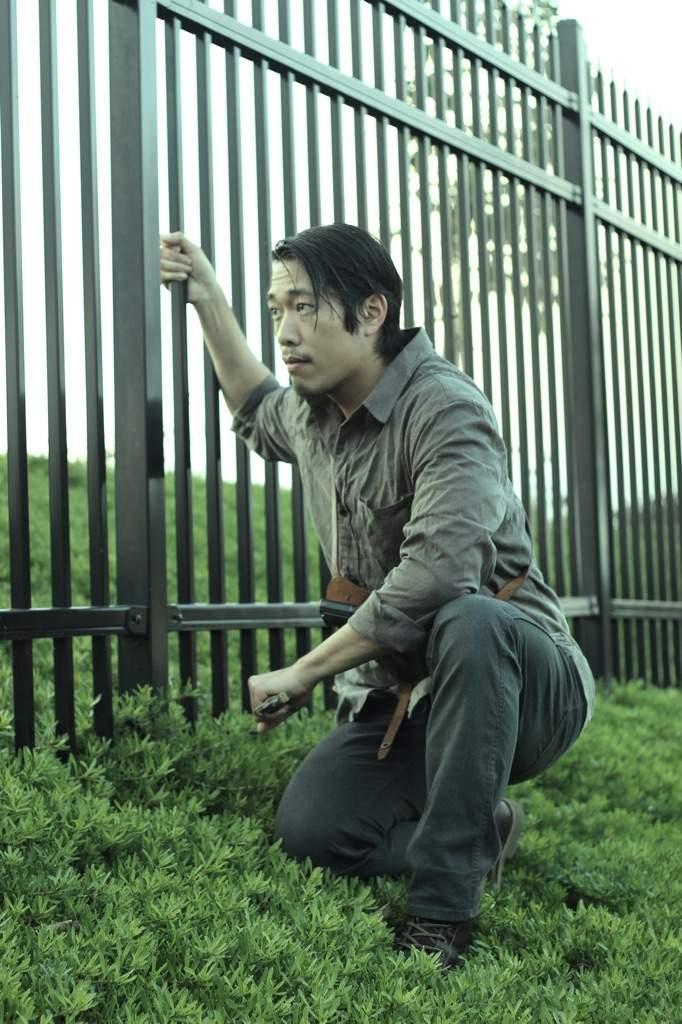 Glenn walking dead cosplay