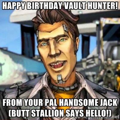 handsome jack age