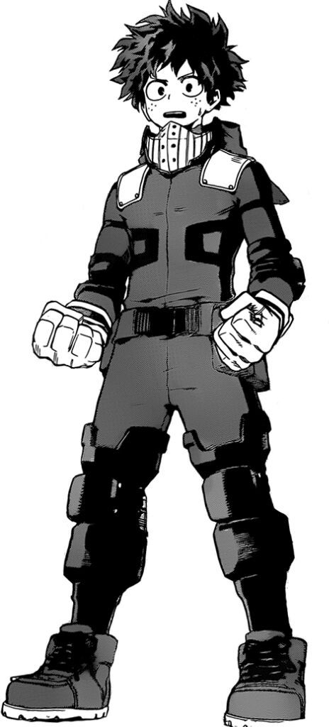 Deku Midoriyau0026#39;s growth Boku no Hero Academia   Anime Amino