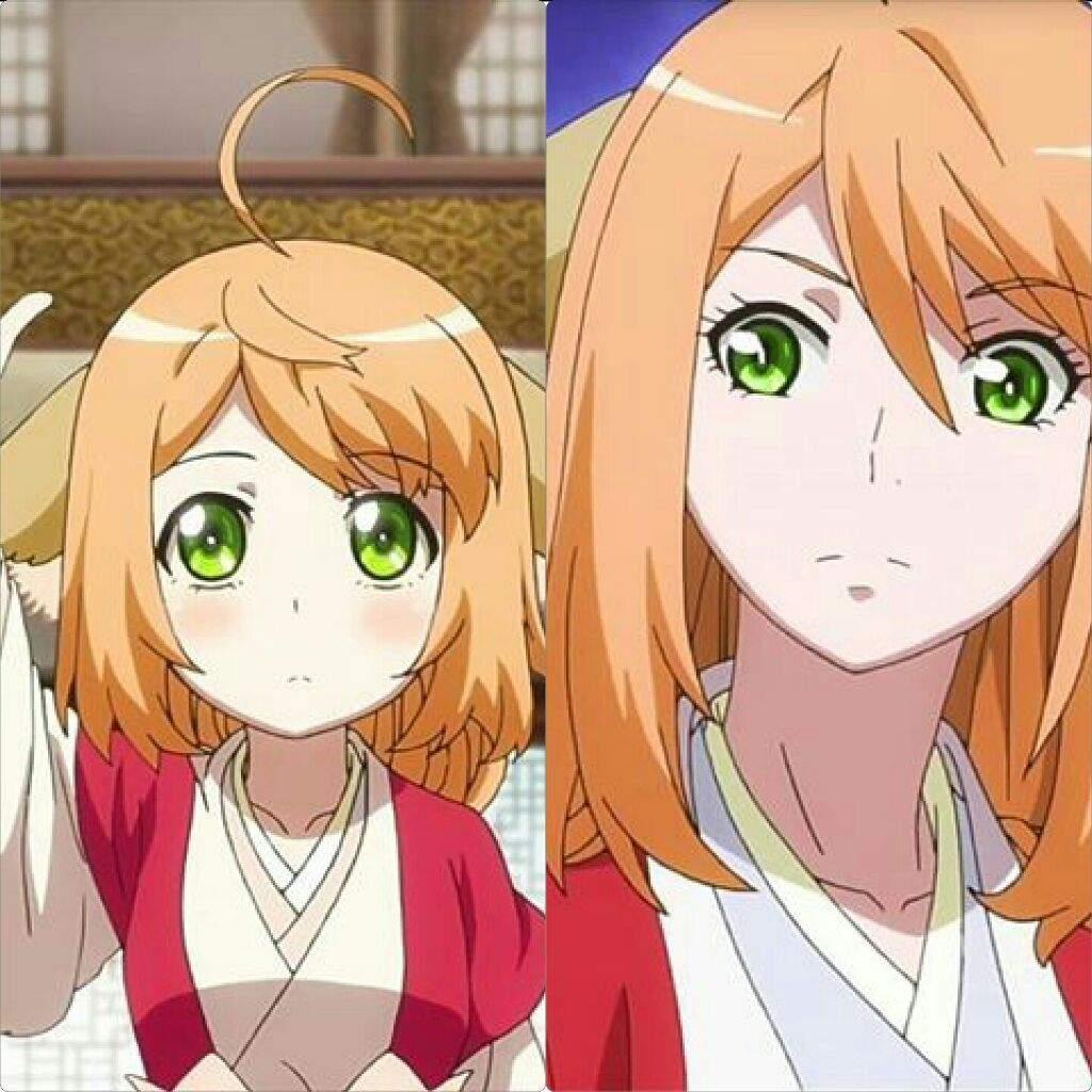 Valentine Character Review Susu Tushan Anime Amino