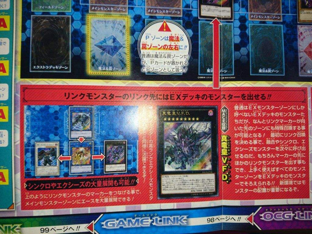 Another Thing To Note Is That Link Monsters Do Not Have Levels Or Ranks, So  They Cannot Be Used For An Summon, And Most Likely Not For A Synchro  Summon