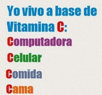 vitamina c anemie