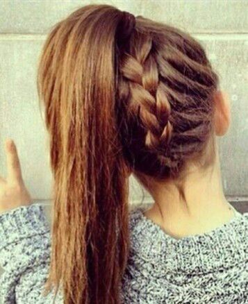 Peinados Faciles Y Simples Supervivencia Escolar Amino