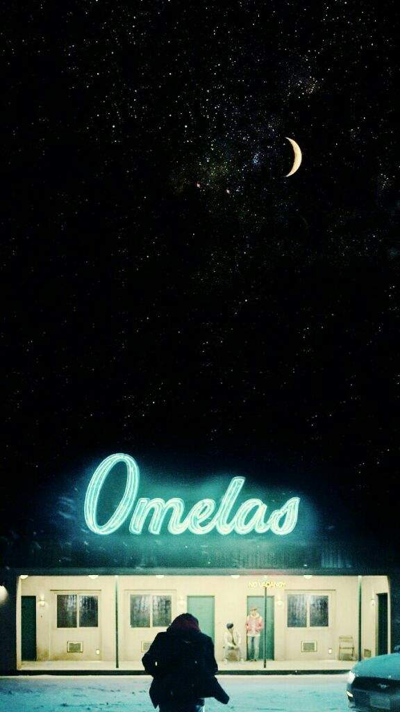"""walking away from omelas The passage from the analects is relevant here because ursula k leguin's short  story """"the ones who walk away from omelas"""" asks us to think about the."""