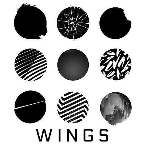 bts wings symbols armys amino