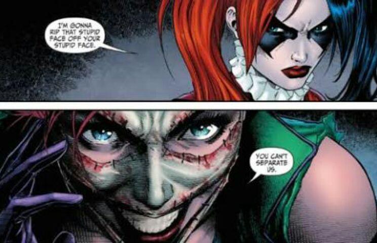 Hija del joker vs harley quinn a qui n eliges c mics for Harley quinn quien es