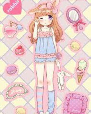 kawaii bunny anime girls m kawaii amino amino