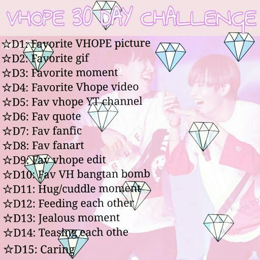 Day 3 and Day 4: VHOPE 30 DAY CHALLENGE | ✧VHOPE✧ Amino