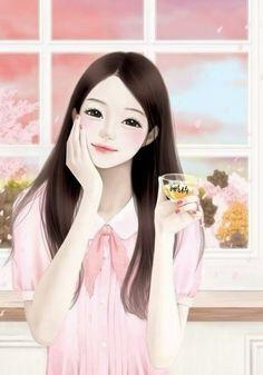 Korean Anime Girls
