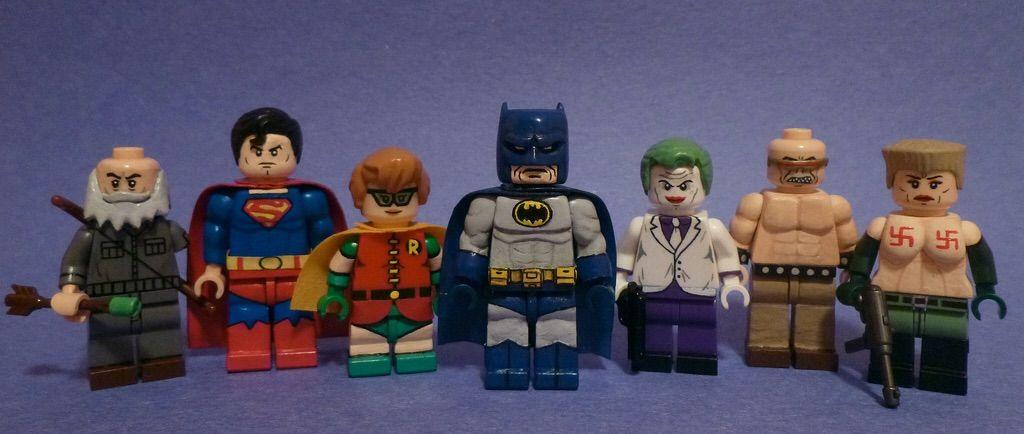 Dark Knight Returns Joker F Face Paint
