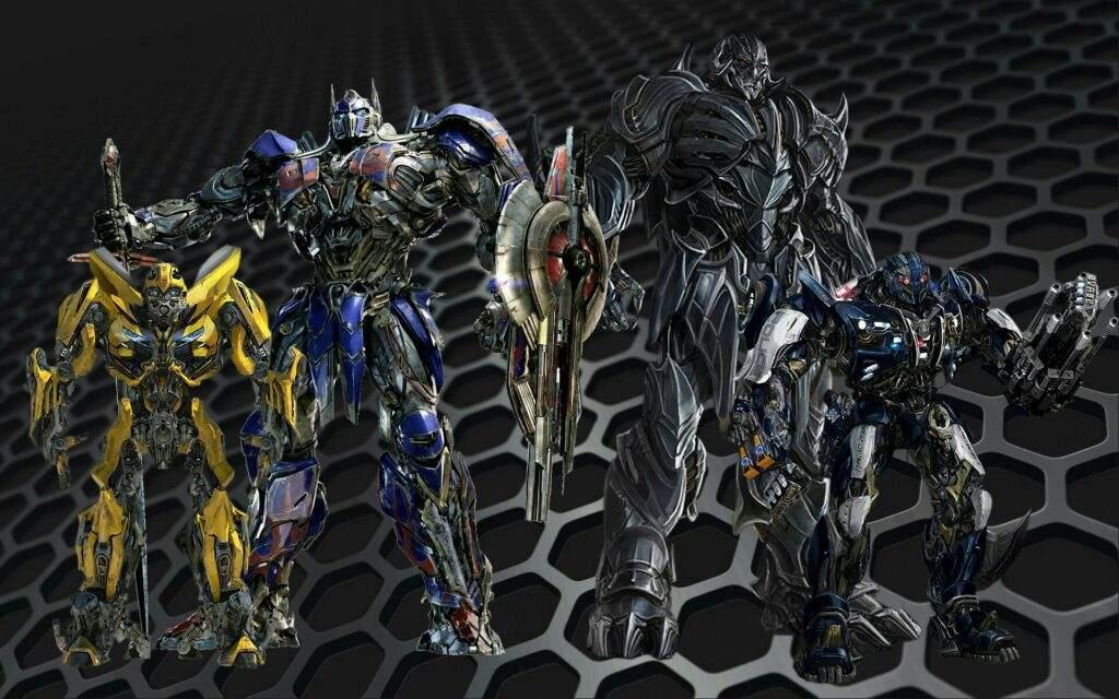 2007 vs 2017 | Transformers Amino
