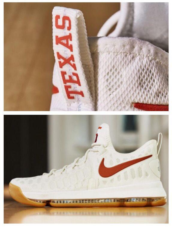 ... Nike KD 9 Texas. After a long wait e75b9aad5