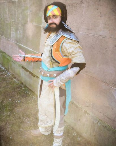 Yusuf Tazim Assassins Creed Revelations Wiki Cosplay Amino
