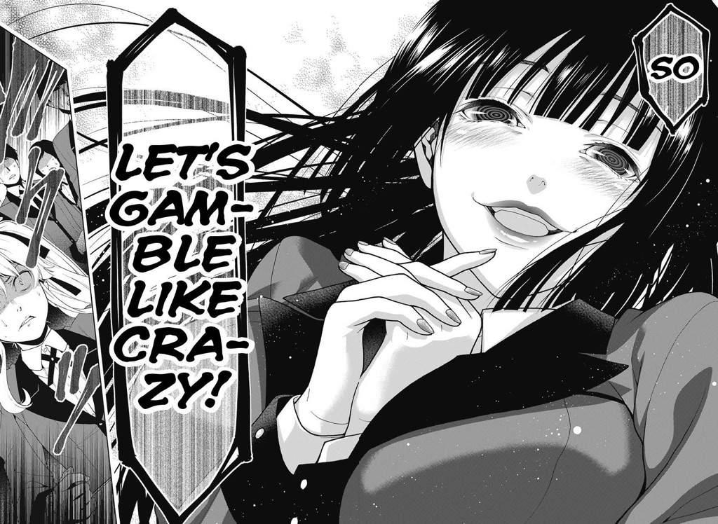 Gambling anime manga rhode island casino poker room
