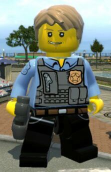 Lego City Undercover The Chase Begins Episode 1 Cherry Tree