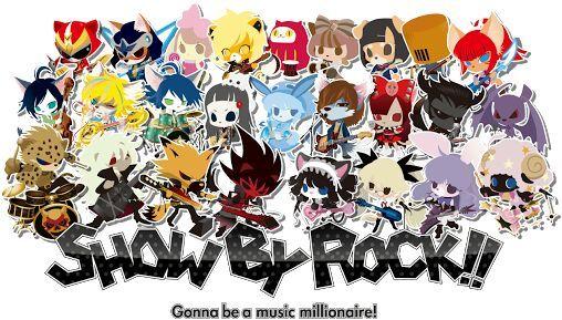 Resultado de imagen de show by rock 2