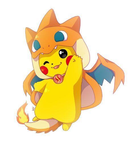Pikachu En