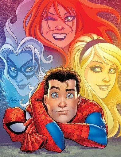 Top 5 Spider-Man Love Interests | Comics Amino