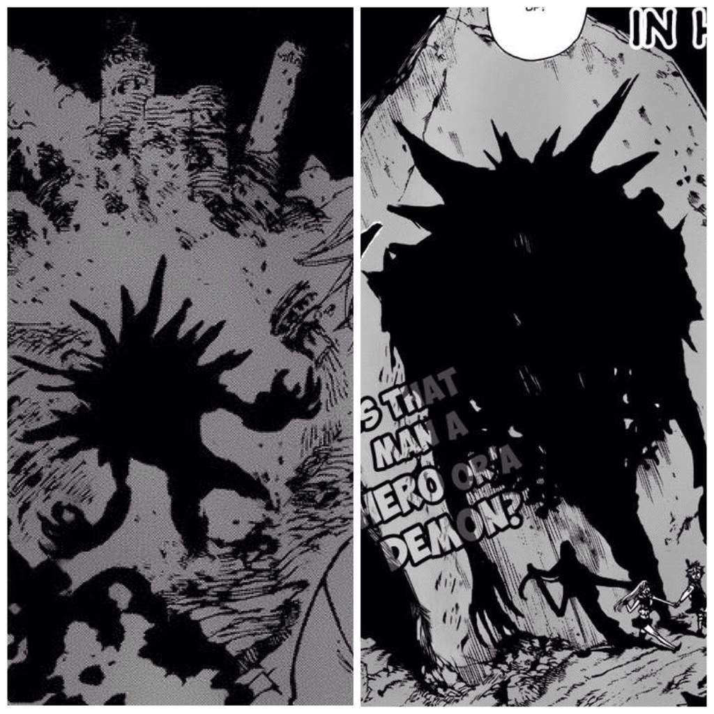 what do the different demon marks mean nanatsunotaizai