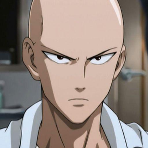 O Saitama só quer um AMIGO