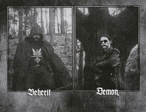 beherit discography
