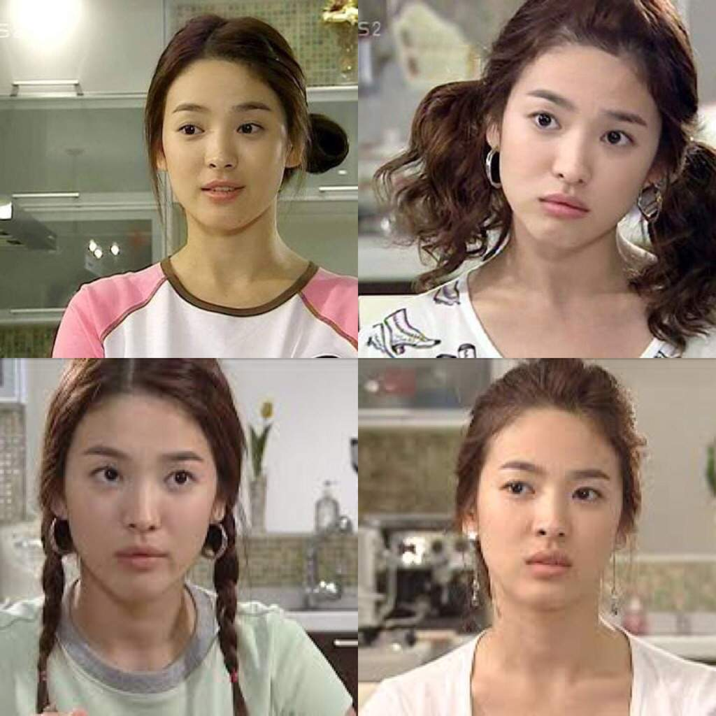 Song Hye Kyo Curly Hair Full House | www.imgkid.com - The ...
