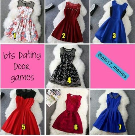 dress dating games